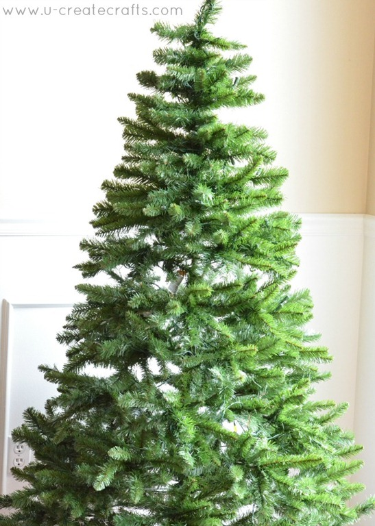 How to Add Snow to Articial Tree