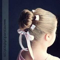 ribbon weaved bun[5]