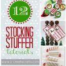 Stocking Stuffer Tutorials