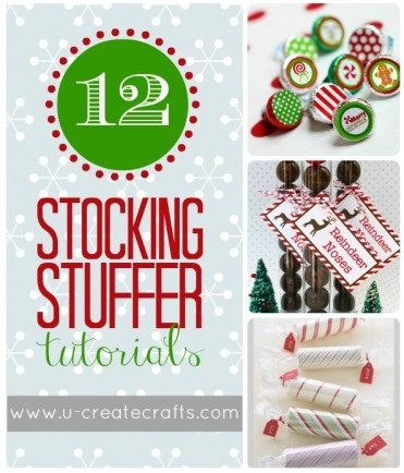 Stocking Stuffer Tutorials