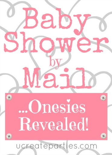Baby Shower by Mail Onesie Revealed