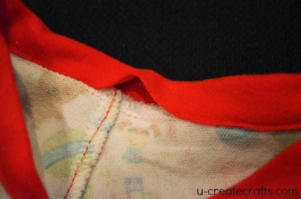 Christmas Nightgown Tutorial 18