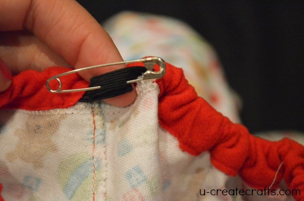 Christmas Nightgown Tutorial 19