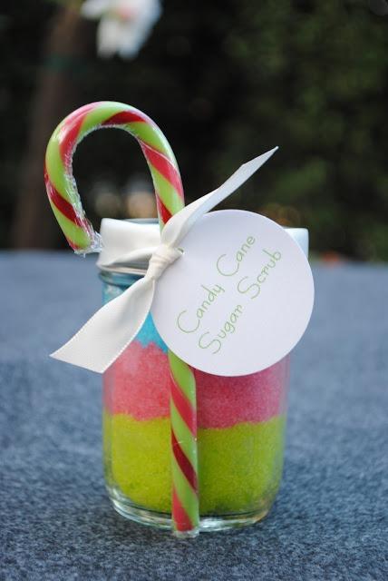 candy cane sugar scrub from jacolyn murphy