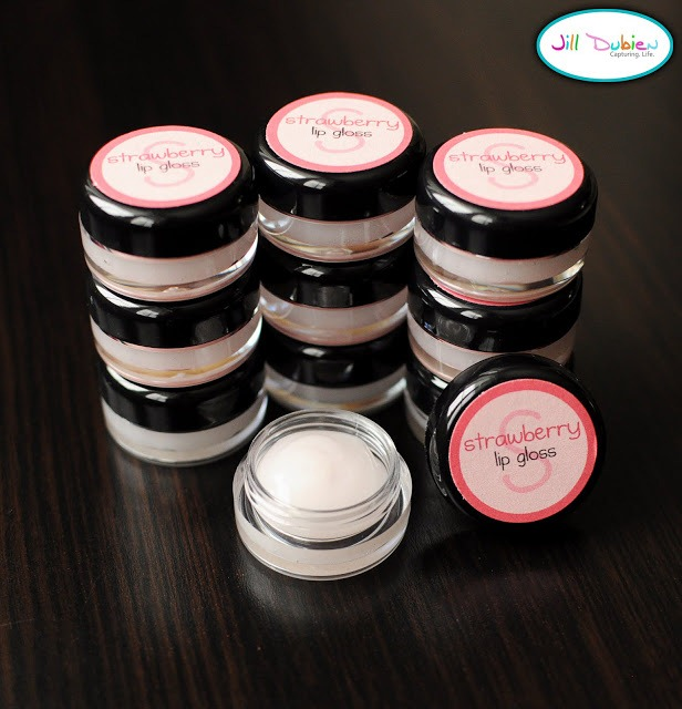 flavored lip gloss by meet the dubiens