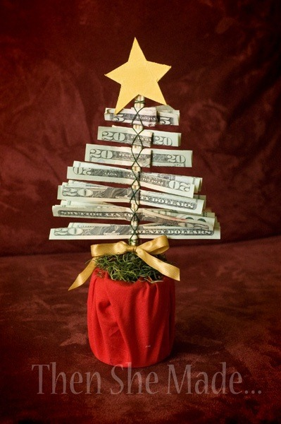 money tree tutorial at then she made