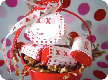 Valentine Candy Wrapper Printables
