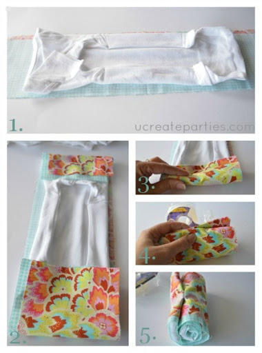 DIY Baby Shower by Mail 1