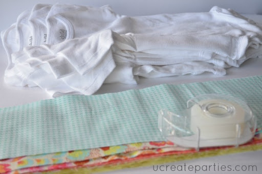 DIY Baby Shower by Mail 2