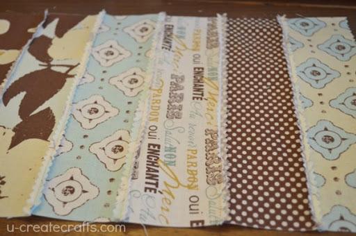 Riley Blake Fabric skirt