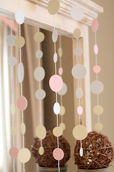 circle garland at whisker graphics