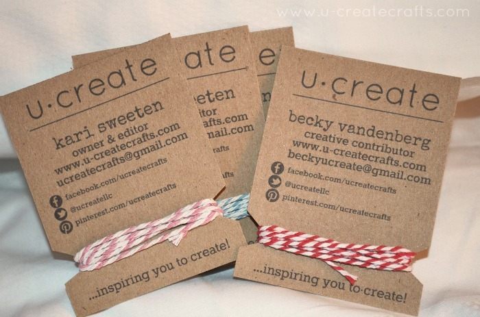 Creative Business Cards by U Create