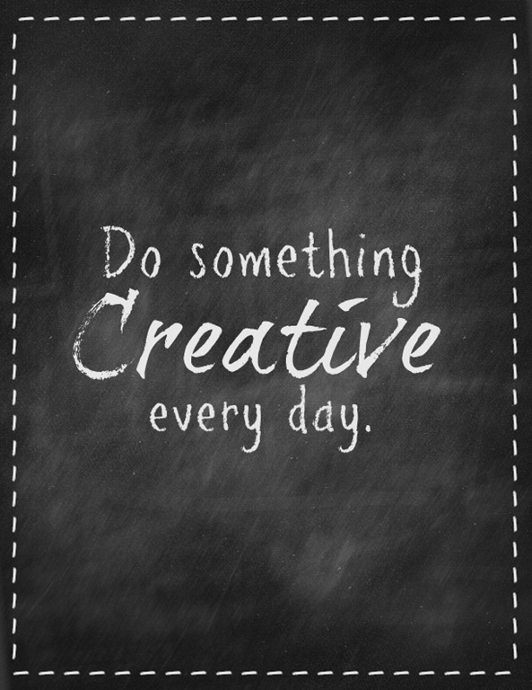 Inspirational Chalk Board Quotes U Create