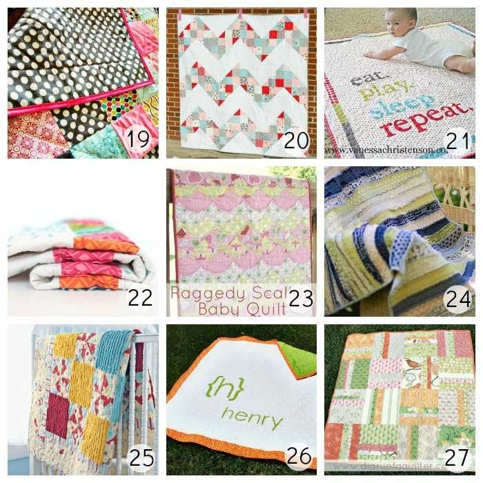 36 Beautiful Free Quilt Patterns U Create