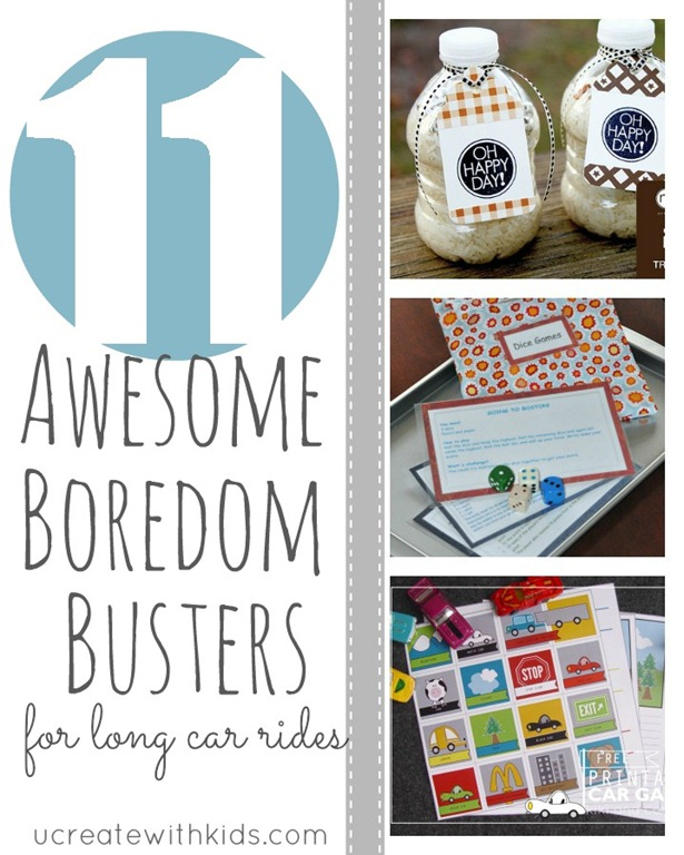 11 Awesome Boredom Busters