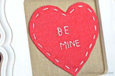 Free Stitchable: Conversation Valentine Hearts by u-createcrafts.com