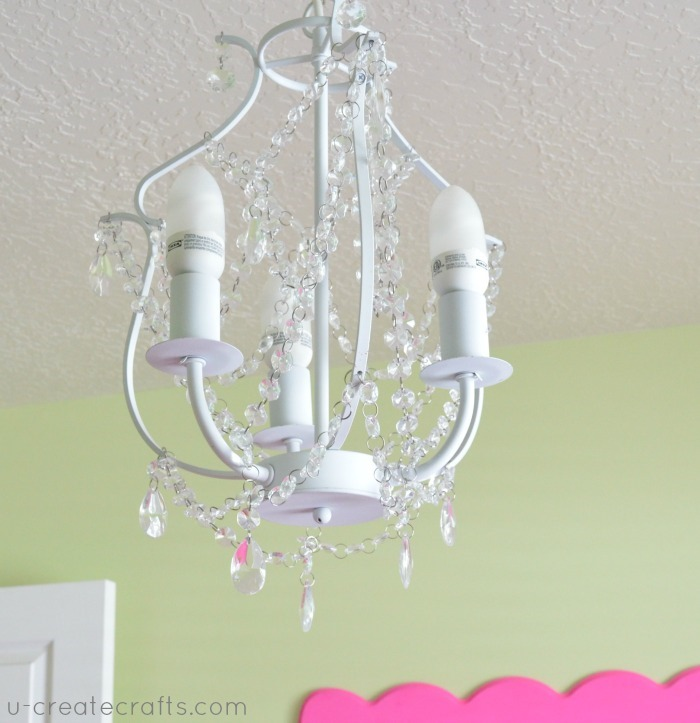 Chandelier Makeover Ucreate