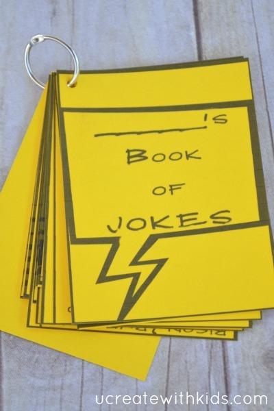 DIY Joke Book 4