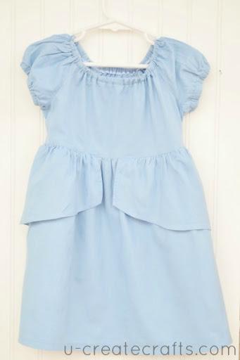 Peasant Dress Cinderella