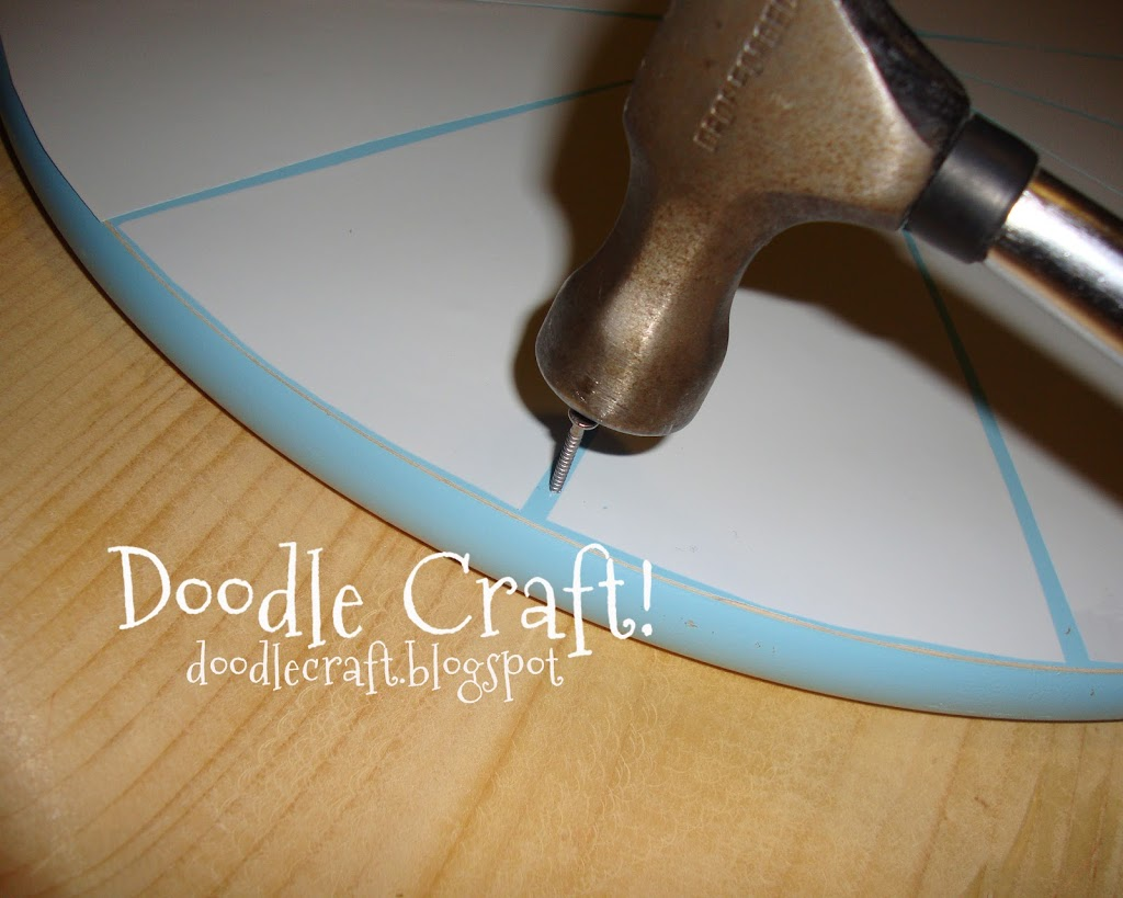 DIY Spinner Prize Wheel - U Create