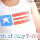4th of July Tshirt Tutorial