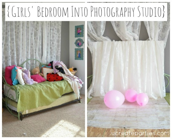 DIY Photo Shoot Backdrop Tutorial
