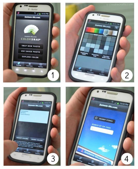 Sherwin-Williams-ColorSnap-App