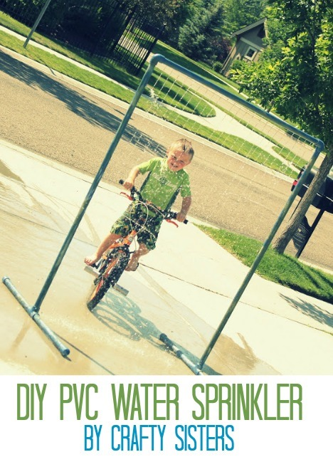 PVC Sprinkler Tutorial by Crafty Sisters