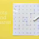 Quiet Book Series - Dry Erase Dots