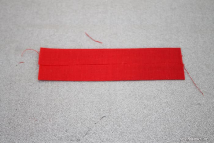 FQ potholder tab folded