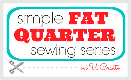 Fat Quarter Series at U Create