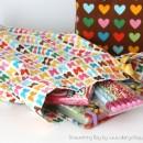 Fat Quarter Drawstring Bag Tutorial by Amy Smart