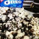 Oreo Cookie Popcorn Recipe by U Create