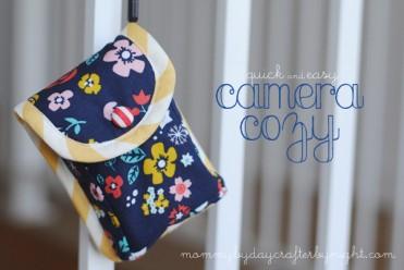 Camera Cozy Tutorial