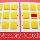 Quiet Book Series - Memory Match Game