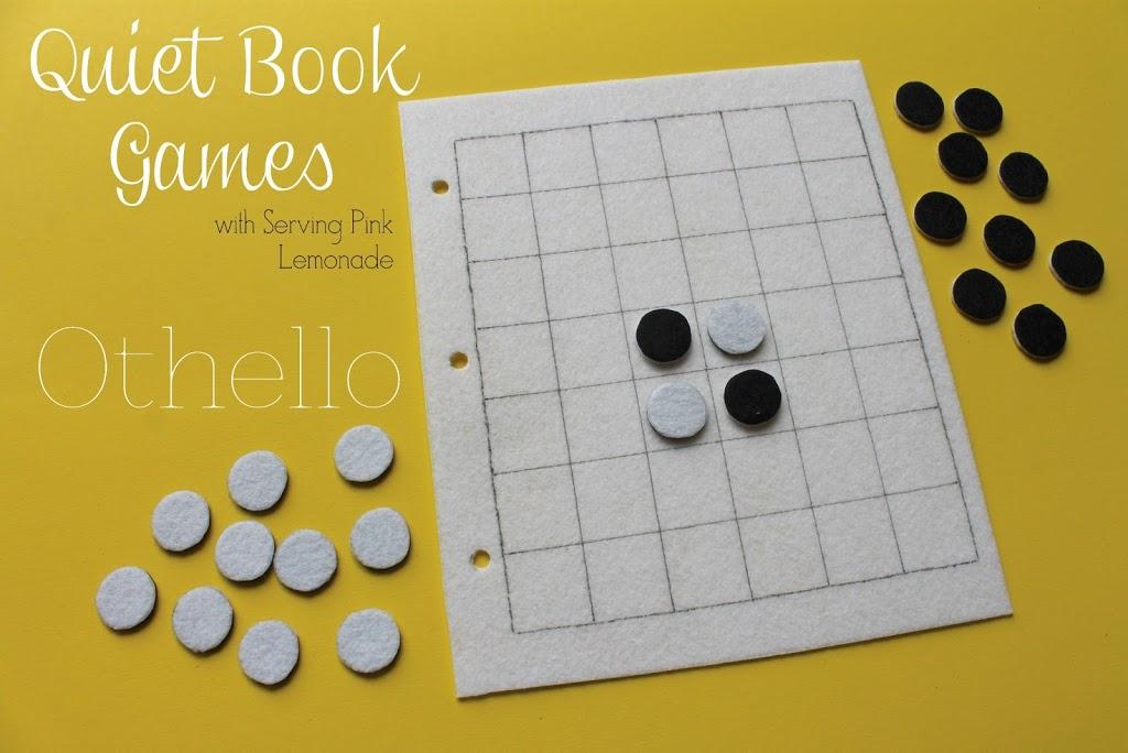 Quiet Book Series with Serving Pink Lemonade