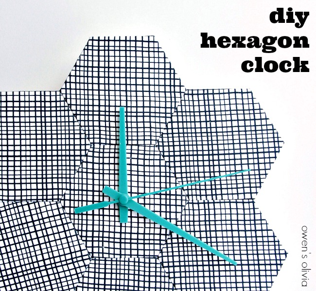 Fabric Clock Tutorial by owens olivia