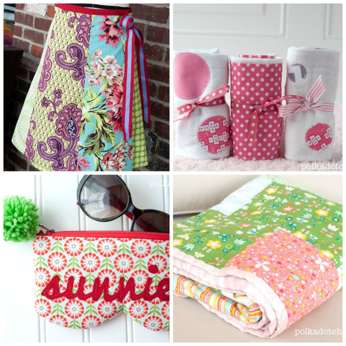 Fat Quarter Projects by Polka Dot Chair