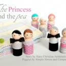 DIY Princess and The Pea Set