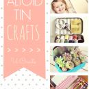 Altoid Tin Crafts - so many ways to create with one simple tin!
