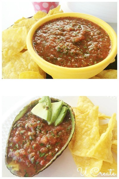 Best Salsa Ever! #recipe