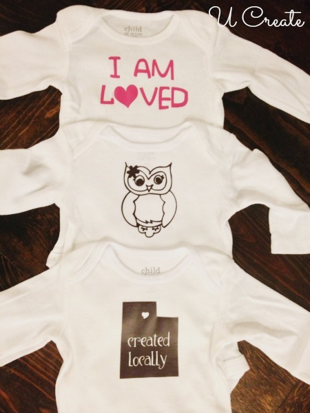 baby shower onesie