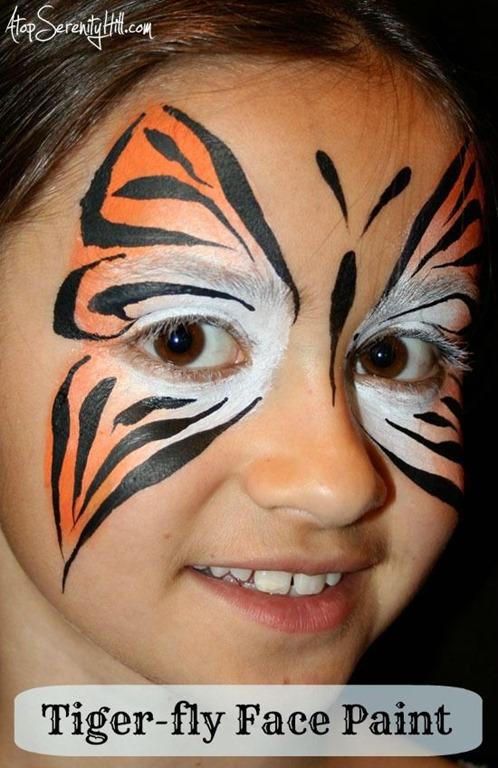Fairy Princess Face Paint Tutorial U Create