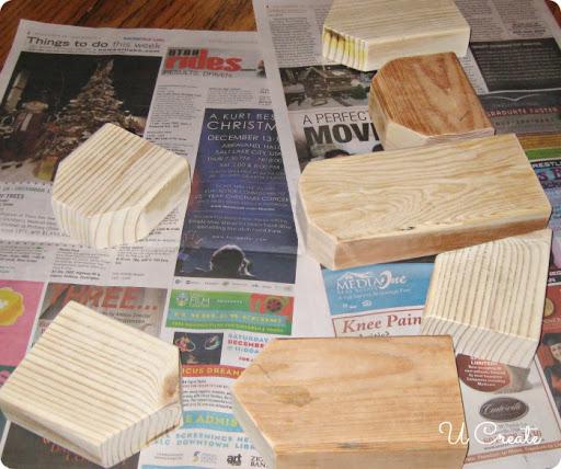 DIY Chalkboard Building Set Tutorial
