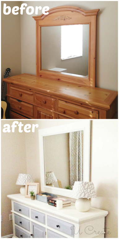 Dresser-Before-After