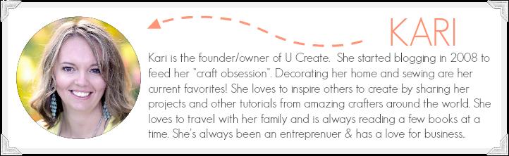 Kari from U Create