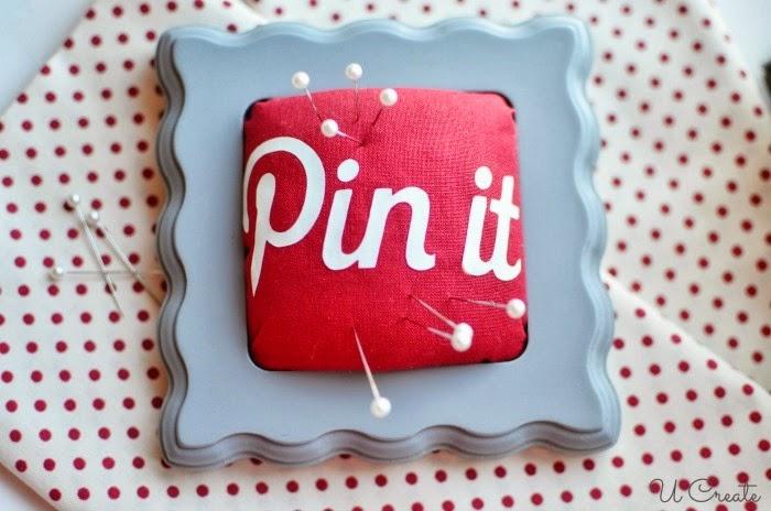 Pin It Pincushion by UCreate