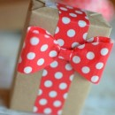 Duct Tape Gift Bow Tutorial