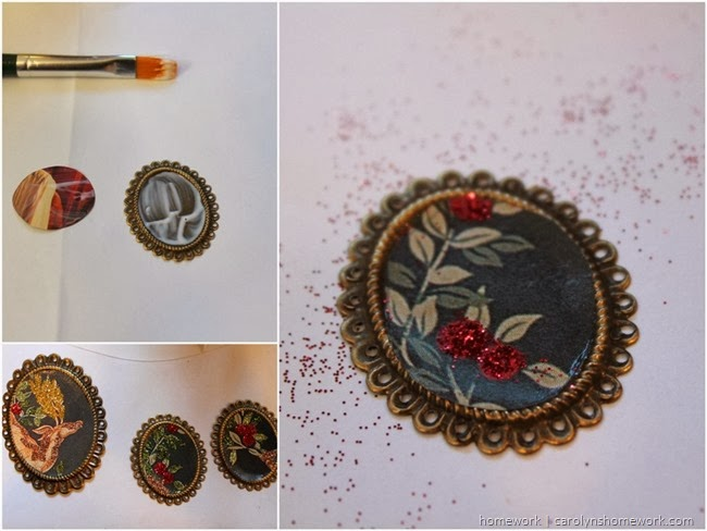 DIY Pendant Ornament