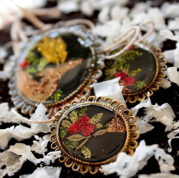 Jewelry Pendant Ornament by via Homework